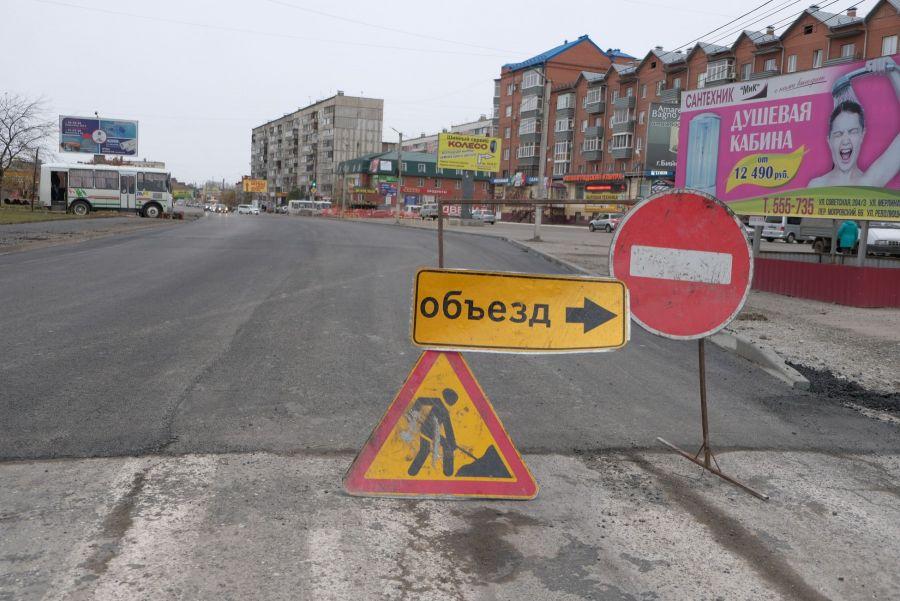 Бийские водители начали ездить по перекрестку улиц Советской и Стахановской