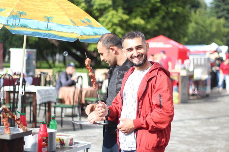 Фестиваль еды в Бийске возможно станет ежегодным