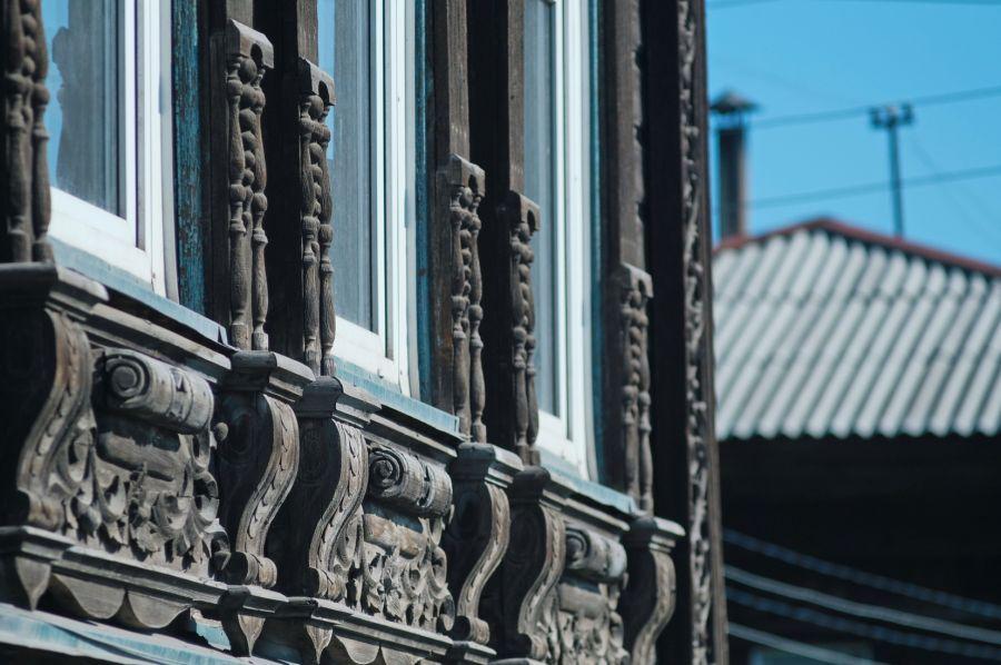 В музей деревянного зодчества Бийска можно попасть совершенно бесплатно