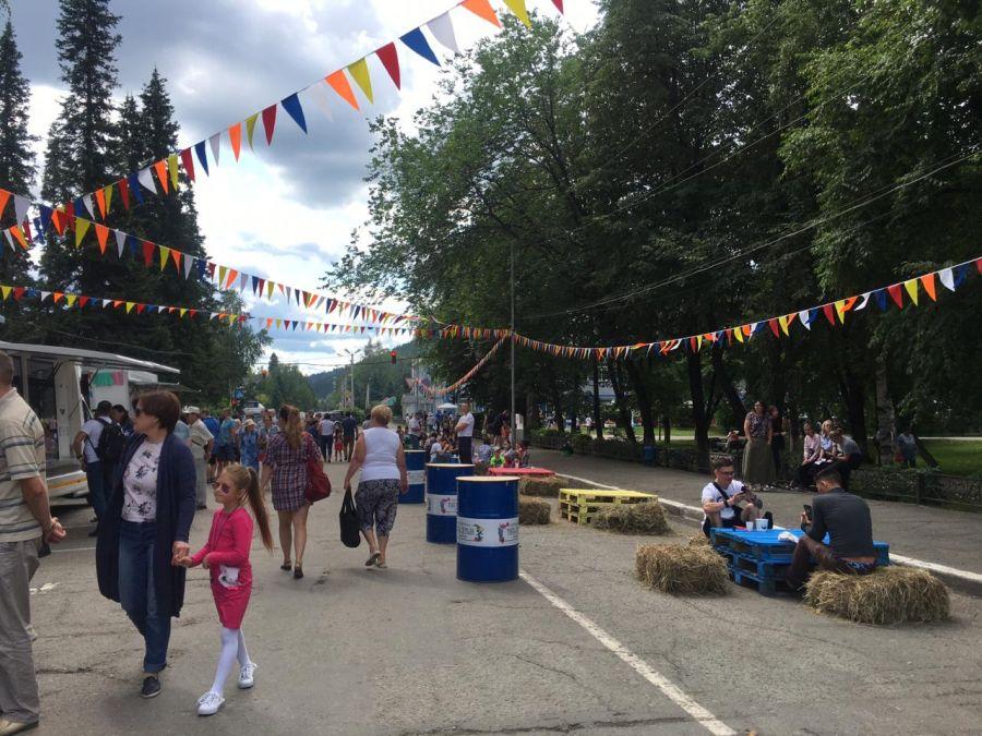 Бийчанам стоит перенять опыт организации гастрофестивалей у Горно-Алтайска