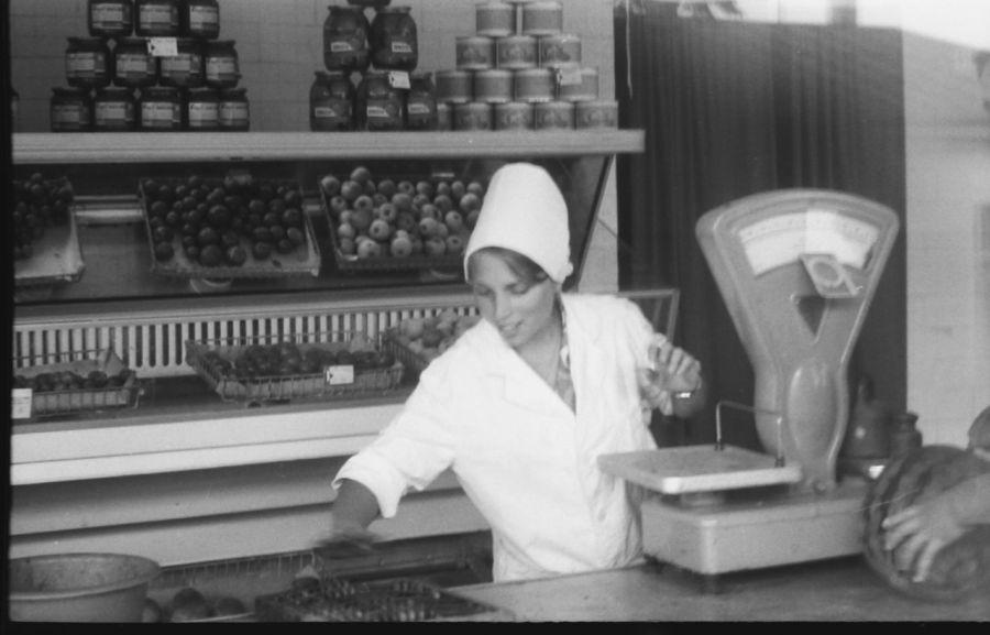 Какими были советские магазины в Приобском районе Бийска