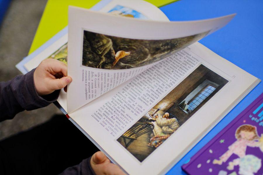 Новогодний подарок: детская библиотека нового формата открылась в Бийске