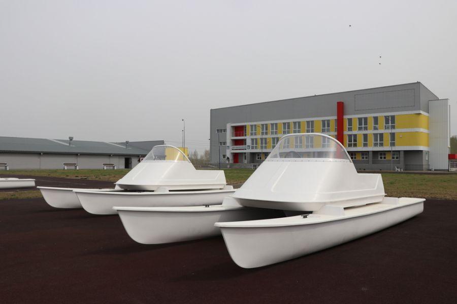 Стало известно, как в Алтайском крае пройдет этап Кубка мира по гребле