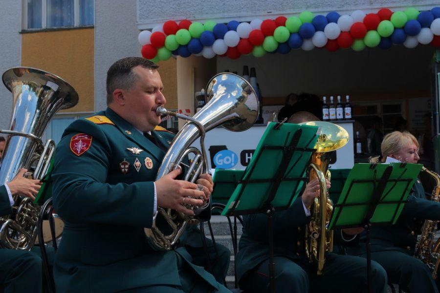 В Бийске проходят торжества ко Дню химика