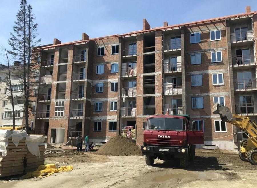 Бийск попал в число городов России с самыми дешевыми однокомнатными квартирами