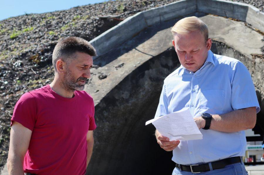 В Бийске построят новый тоннель взамен закрытого на улице Угольной