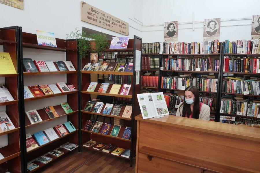 Долгий путь к читателю: как библиотеки Бийска приспособились к новым условиям