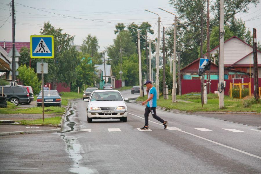 На дорогах Бийска появятся новые «лежачие полицейские» и вернутся прежние