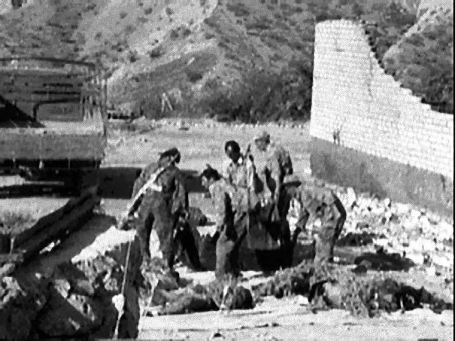13 июля вспоминают подвиг пограничников заставы «Саригор»