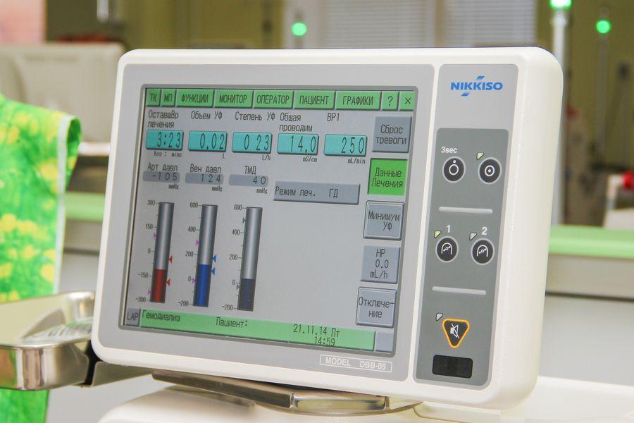 Бийчане, нуждающиеся в гемодиализе, жалуются на ограниченное число аппаратов