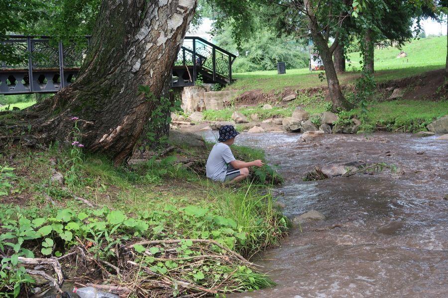 В Белокурихе возродят «Старую мельницу» и очистят берег радонолечебницы