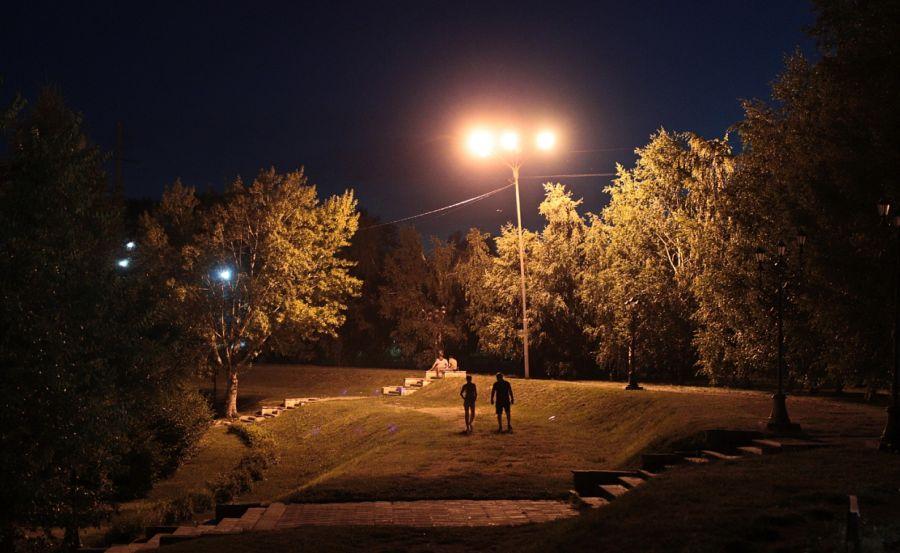На улицах Бийска установят новые светильники