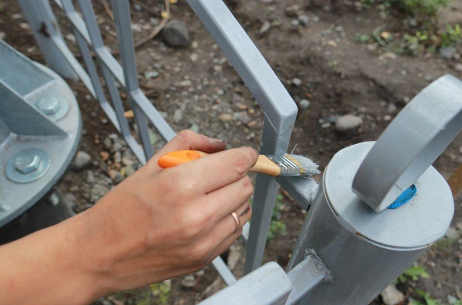 Четыре недели сверху: приемку сквера Нагорный в Бийске решено отсрочить