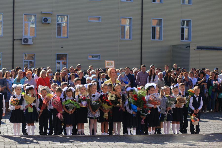 По новым стандартам: в Бийске четыре школы выбрали иной формат обучения