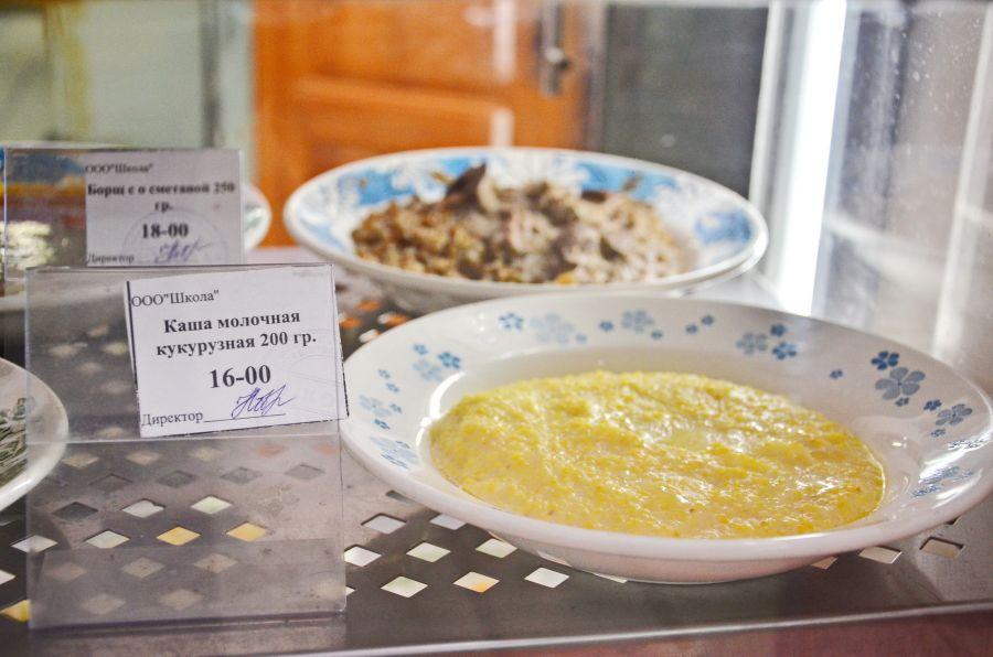 Куда уходит суп: как на самом деле питаются в столовых школьники Бийска
