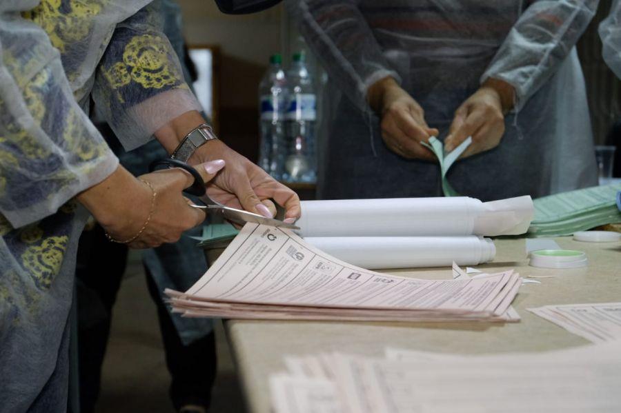 Голосование завершено: все избирательные участки Бийска закрылись