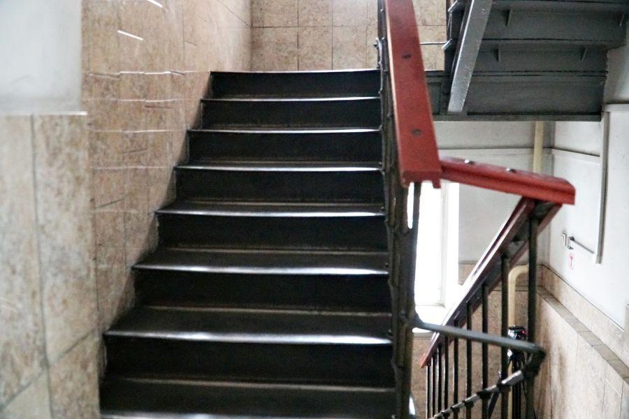 Лестница - ровесница СИЗО, ей 150 лет