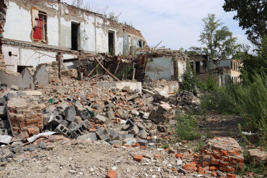 В Бийске расселят скандально известные спековские дома