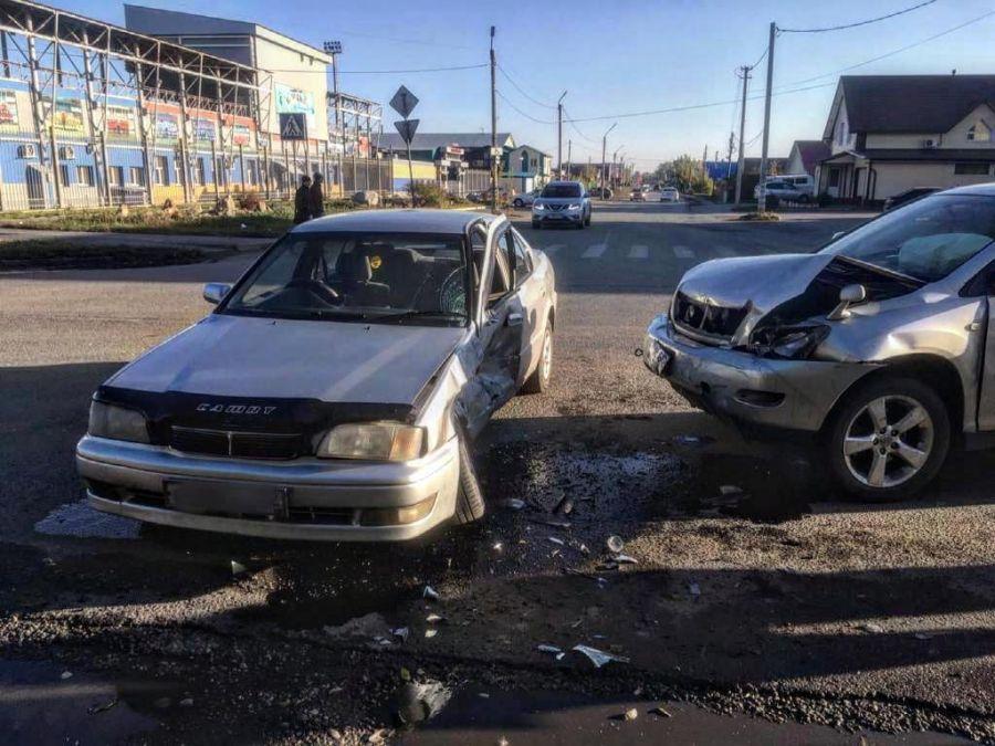 В ГИБДД Бийска рассказали подробности массового ДТП на ул. Яминской