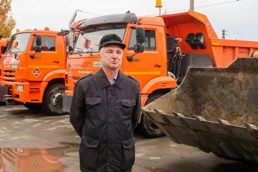Безобразия прошлой зимы не повторятся: в Бийске прошел смотр дорожной техники